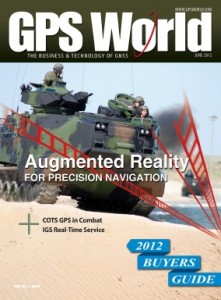GPS World June 2